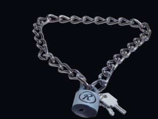 Sid Vicious Padlock & Necklace